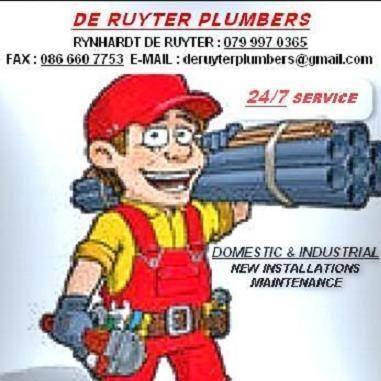 De-Ruyter-Plumbers-logo