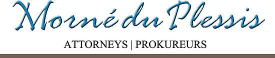 Morne-du-Plessis-Attorneys-logo