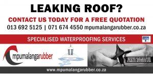 Mpumalanga Rubber - Billboard advertisement.JPG